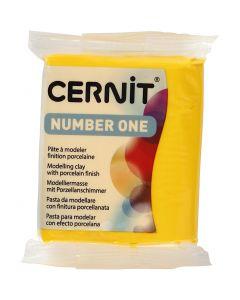 Cernit, geel (700), 56 gr/ 1 doos