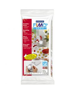 FIMO® Air , wit, 500 gr/ 1 doos