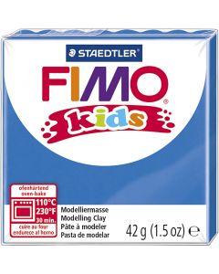 FIMO® Kids boetseerklei, blauw, 42 gr/ 1 doos