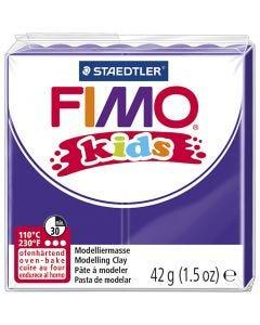 FIMO® Kids boetseerklei, paars, 42 gr/ 1 doos