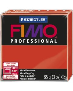 FIMO® Professional, rood, 85 gr/ 1 doos