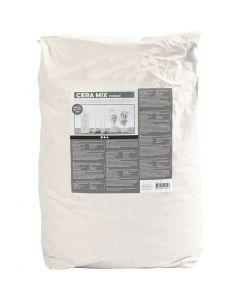 Cera-Mix Standaard gipsgietmix, lichtgrijs, 25 kg/ 1 doos