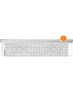 Combo Rotary Cutter & Ruler , L: 62 cm, B: 15,5 cm, 1 stuk