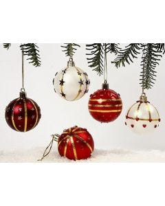 Kerstdecoraties om zelf te maken