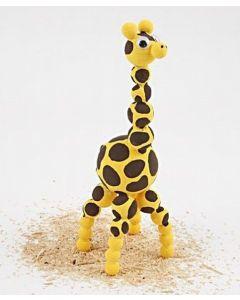 Styropor giraf
