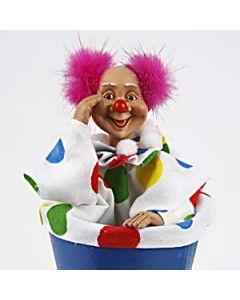 Clown op stok