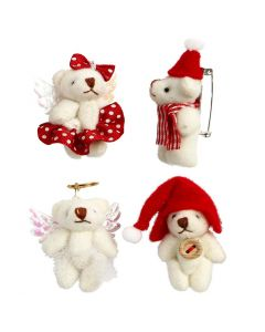 Teddy broche
