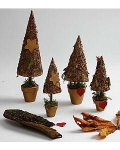 Rustieke Kerstboom
