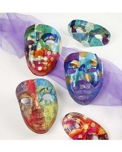 Rio de Janeiro maskers