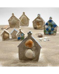Geboetseerde huizen