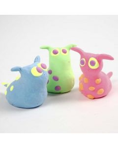 Fantasie dieren van Silk Clay