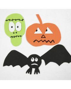 Magnetische Halloween decoraties van Eva Foam