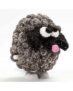 'Het zwarte schaap' als een bewegend figuur