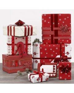 Rood en Wit voor geschenken en decoraties