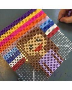 Pixel Art met Nabbi strijkkralen
