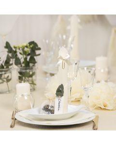 Off-white op tafel