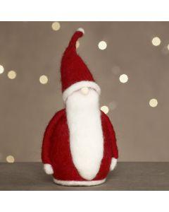 Naaldvilt een kerstman