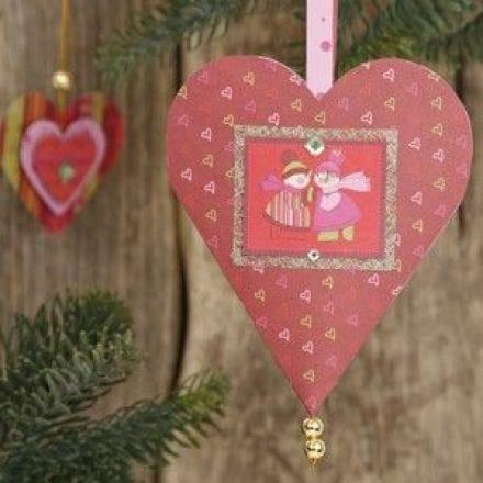 Vivi Gade heart- shaped cone