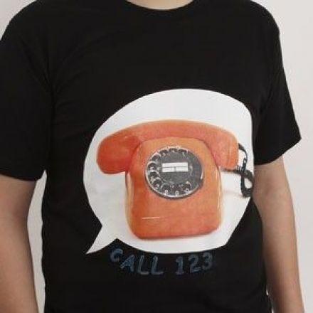 Transfer Designs op T-Shirts