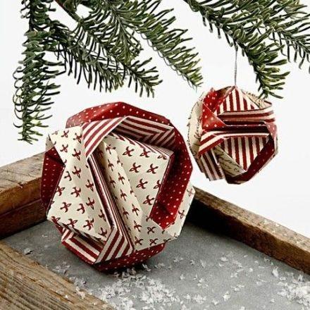 Japanse kerstbal
