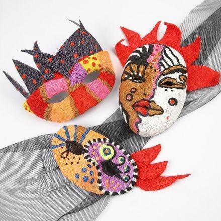 Cadiz maskers