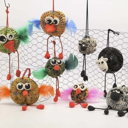 Schuurspons monsters met Pop Up Line