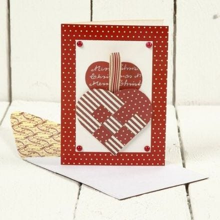 A Christmas Card with Vivi Gade Design