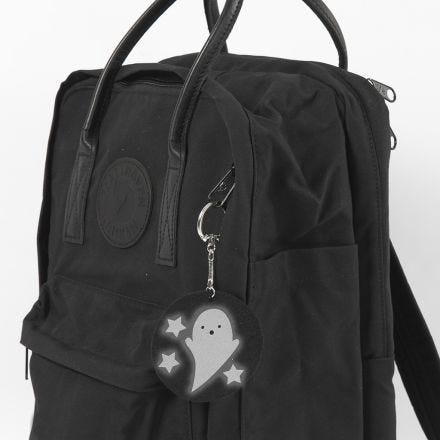 Een spook aan je schooltas