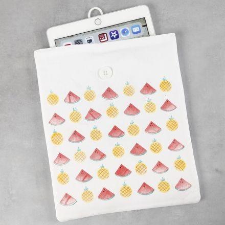 Fruitige hoes voor tablet