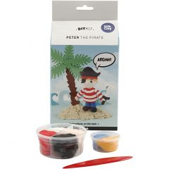 Funny Friends, Peter the Pirate, 1 set