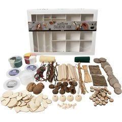 Creative box, Natuur, 1 set