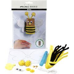 Creative mini kit, Toiletrol bungelende bij, 1 set