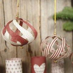 Kerstbal van Vivi Gade