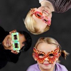 Fantasievolle brillen