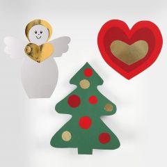 Kerstsjablonen