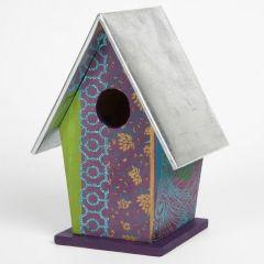 Decoratief vogelhuis