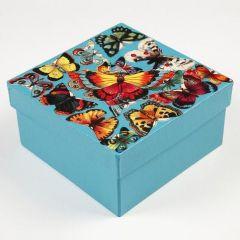 Gedecoreerde doos