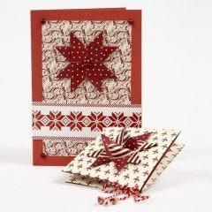 Kerstkaarten van Copenhagen Design papier