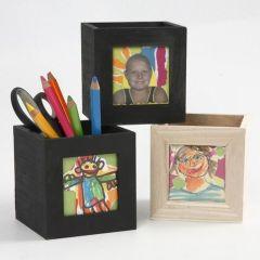 Een persoonlijk houten doosje