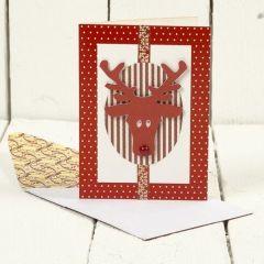 Kerstkaart met Vivi Gade Design