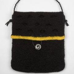 Een tas van vilt voor je iPad