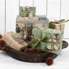 Decoratie-ideeën voor cadeaus