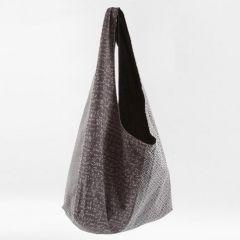 Tas gemaakt van organische katoenstof