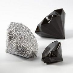 Een diamant gevouwen van Vivi Gade Design papier