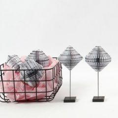 Boekje vouwen met een blok Vivi Gade Design papier