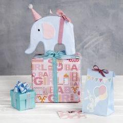 Cadeaus inpakken voor de babyshower