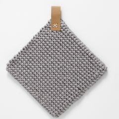 Pannenlap van textielgaren