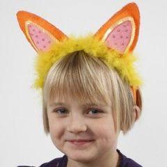 Haarband met oren