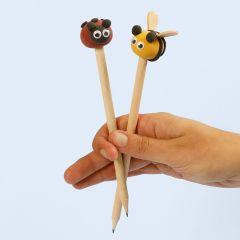 Insecten op je potloden