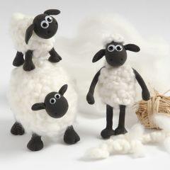 Maak je eigen Shaun het schaap